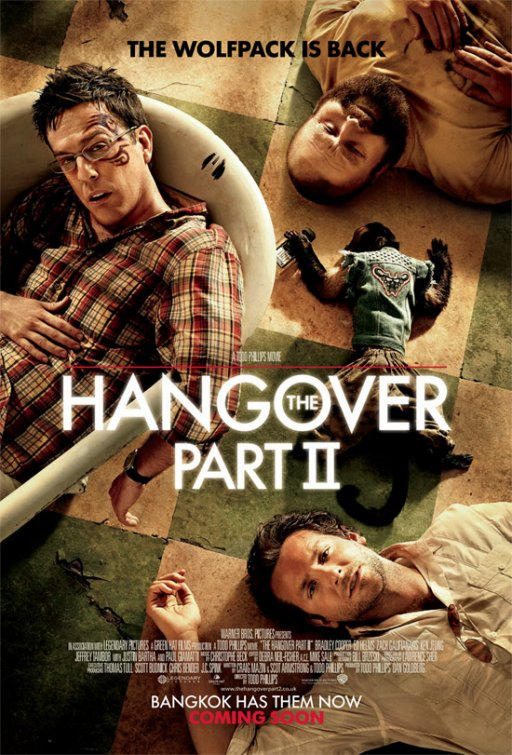 Thoughts In Qwerty The Hangover Part Ii 2011