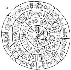 Glyphika: The Phaistos Disk