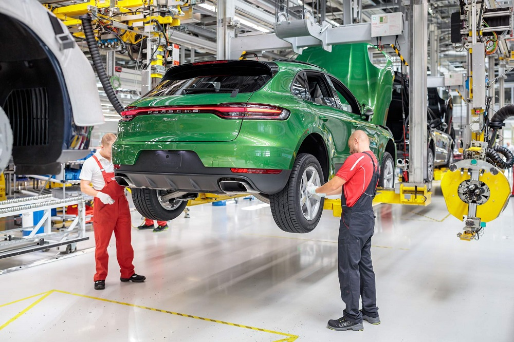 Production commences for 2019 Porsche Macan