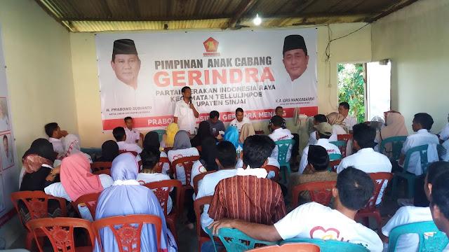 Partai Besutan Prabowo All Out Menangkan SEHATI