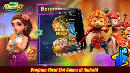 Program Cheat Slot Games di Android