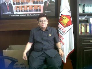 Benjamin kristianto,Mars Anggota Komisi E DPRD Jatim