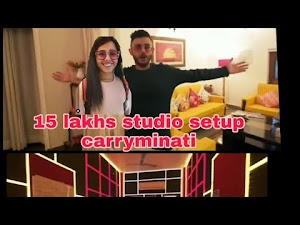 CarryMinati Youtube Earning, CarryisLive, Carry Roasting and Gameplay