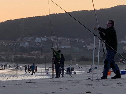 IMG 2650 - SurfCasting: Una alegria cada vez que nos encontramos, este tiene que ser el ambiente de los campeonatos..