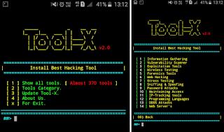 Tool-X kali Linux tools
