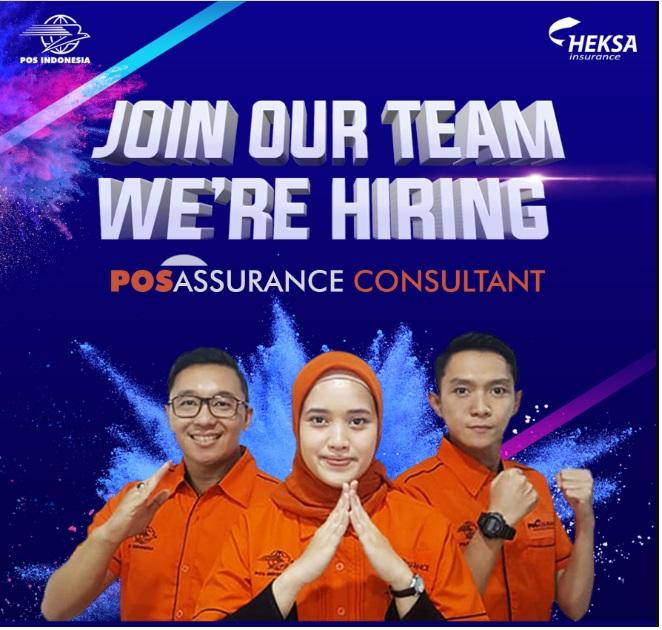 Rekrutmen Tenaga PAC PT Pos Indonesia Tingkat SMA SMK Semua Jurusan Bulan Februari 2020