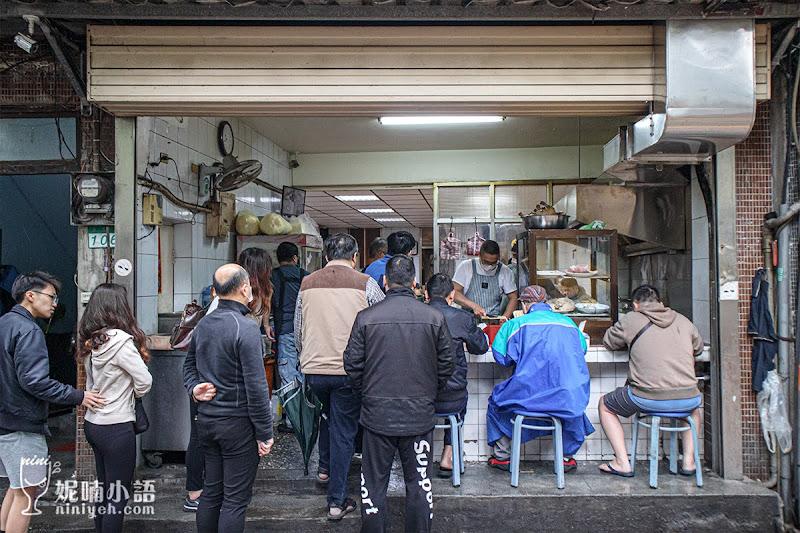【大稻埕美食】賣麵炎仔金泉小吃店。台北最有時代感的老麵館