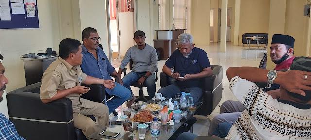 Kepala BPKS Punya Komitmen Untuk Membangun Pulo Aceh