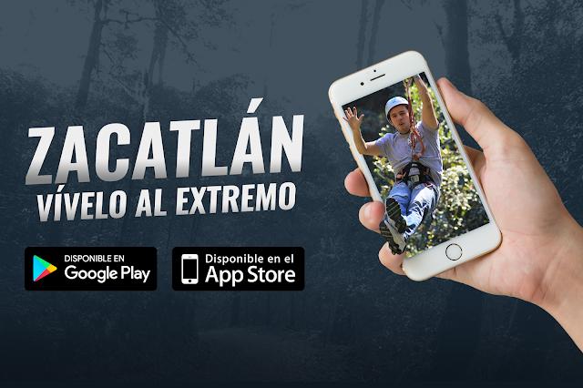 Zacatlán Adventure desde tu celular, conoce la app
