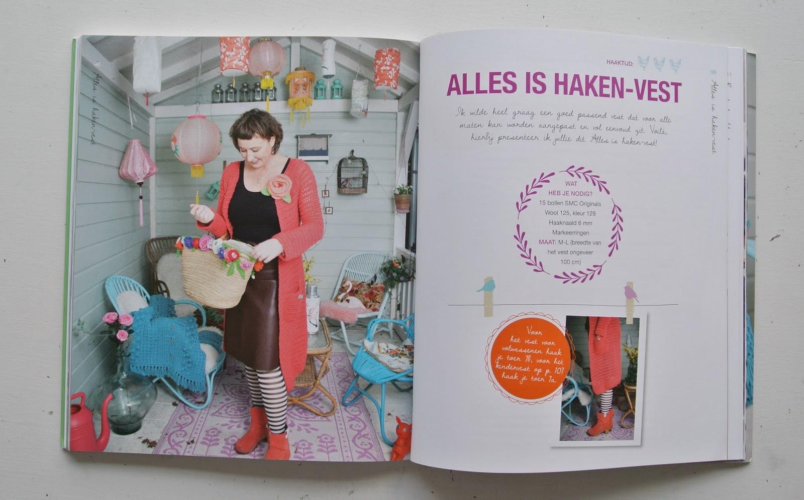 By Miekk Boek Review Alles Is Haken