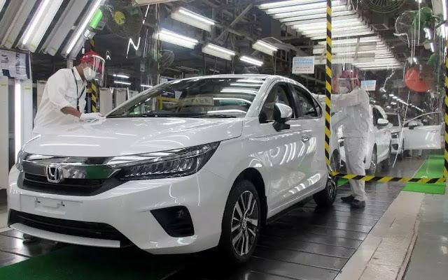 Novo Honda City 2021
