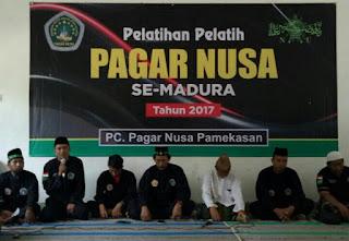 Pagar Nusa Pamekaaan Gelar Pelatihan Khusus Pelatih se-Madura