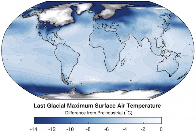 How cold was the ice age? Researchers now know