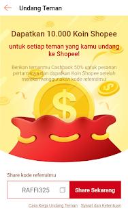 Cara Mendapatkan Koin Shopee 20000 Gratis