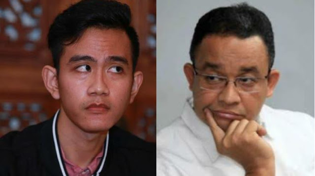 Lawan Terberat Anies Itu Gibran, Punya Logistik Melimpah dan Lebih Hebat dari Jokowi