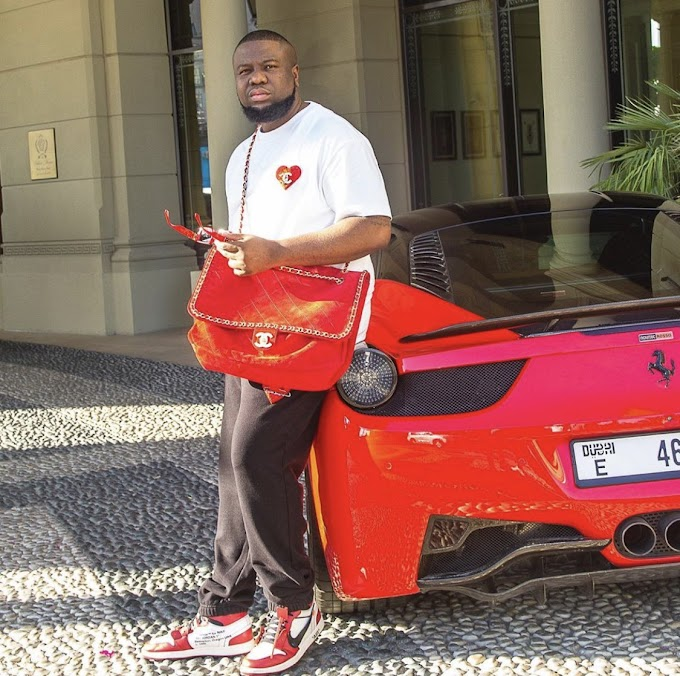 #UPDATE: Hushpuppi set to Arraign 20 years in prison (see post)