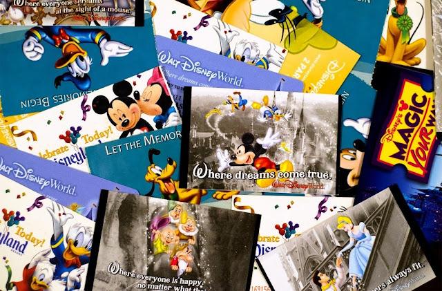 Ingressos da Disney em Orlando