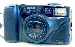 Konica Z-up 28W, Front right