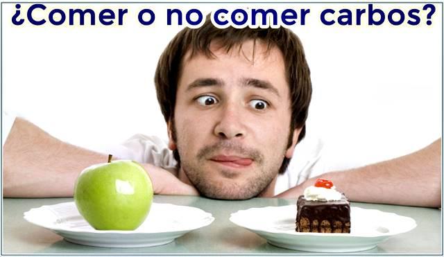 ¿Puedo comer carbohidratos si quiero bajar de peso rápido?