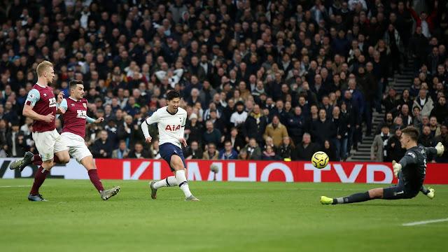 Video: Son Heung-min scores sensational solo goal for Spurs vs Burnley