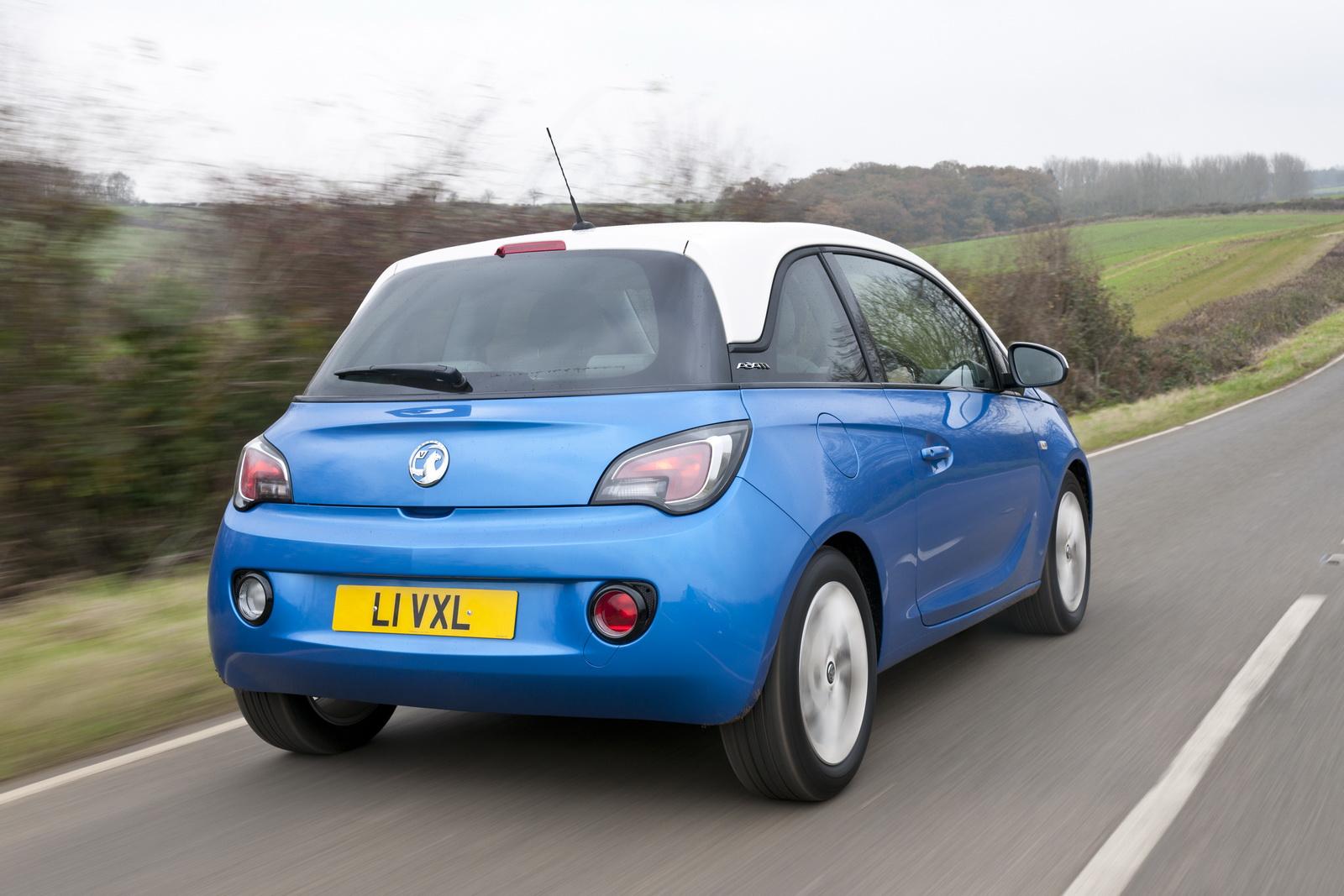 We Drive Vauxhall S New 1 0t Adam Amp Adam Rocks Air