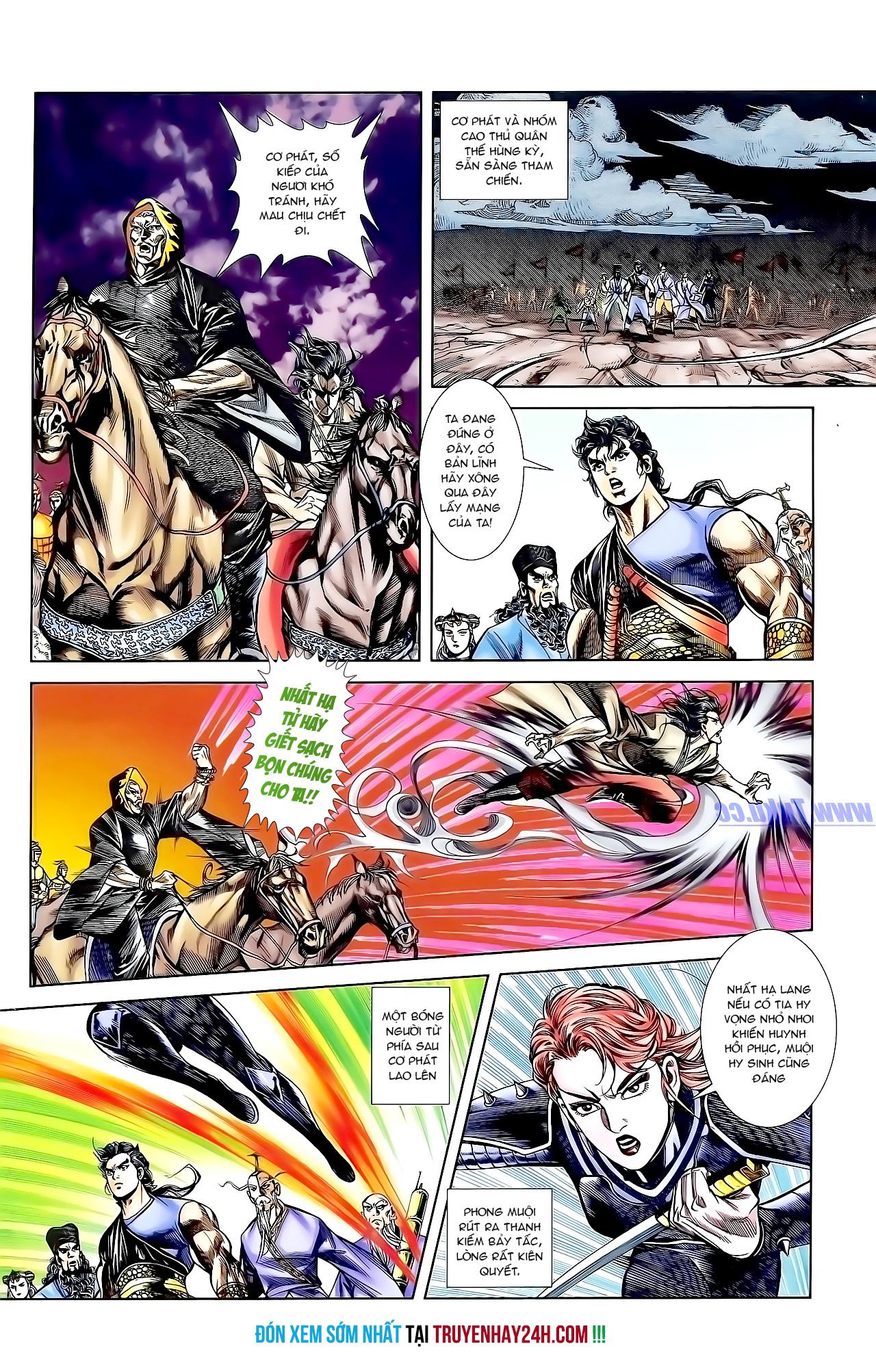 Cơ Phát Khai Chu Bản chapter 157 trang 30