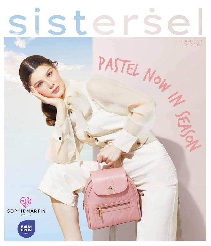 Bisnis Saat Pandemi Dengan Katalog terbaru Sistersel Juli 2021