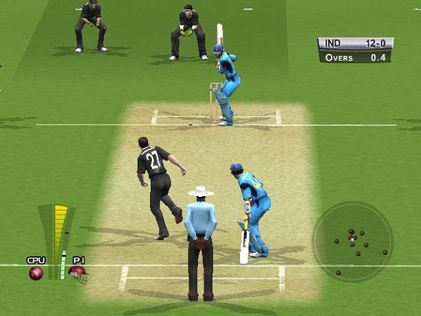 Download Ea cricket 2009 game