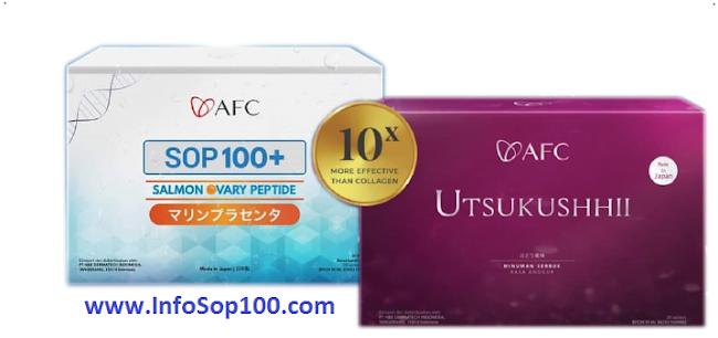 Agen Jual: SOP 100 Japan, SOP 100 Plus Harganya Berapa, di Salatiga