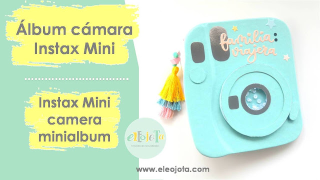 tutorial album Instax Mini