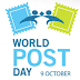 World Post Day: October 9