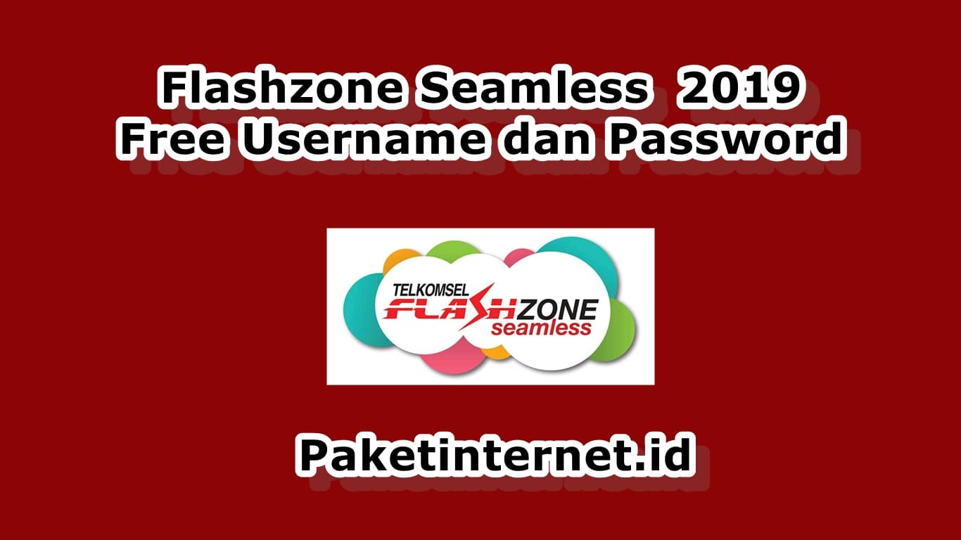 Flashzone Seamless Terbaru
