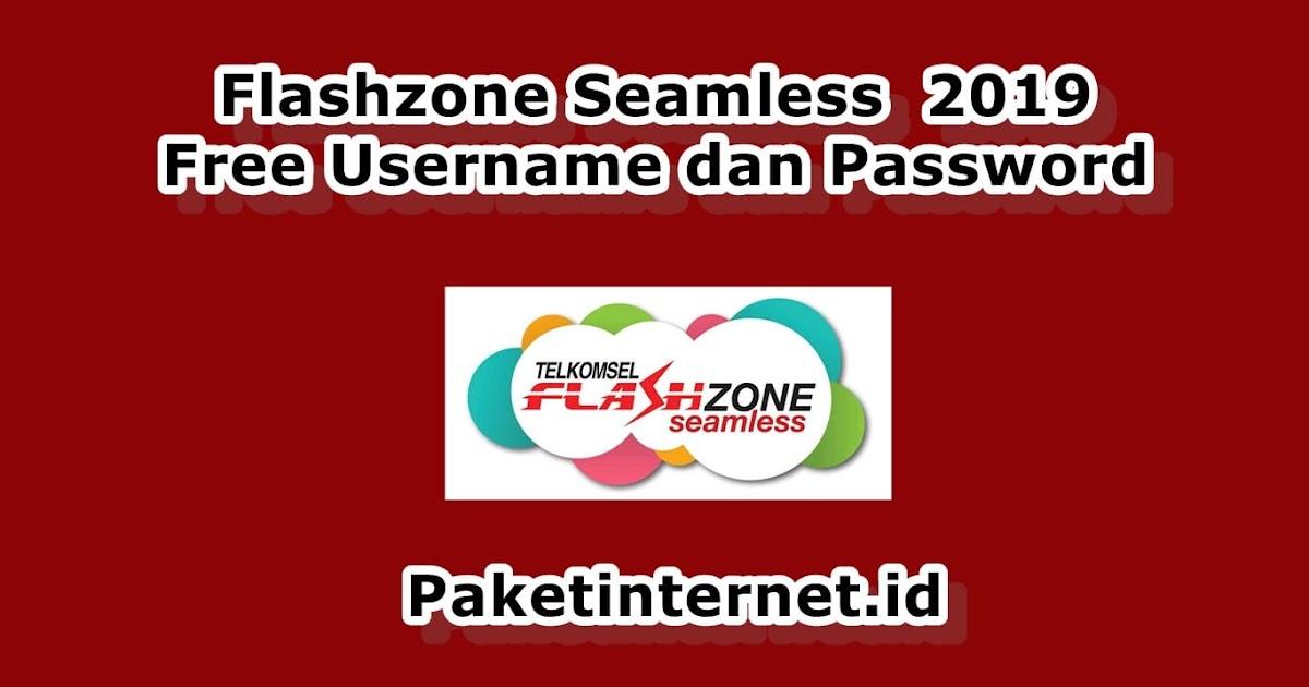 Free Flashzone Seamless Terbaru 2021 Work 100 Paket Internet