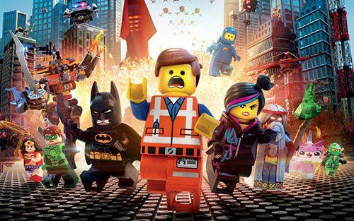 Câu Chuyện LEGO - The Lego Movie (2014) Big
