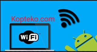 CaraTransferFile Dari Pc Ke AndroidVia Wifi