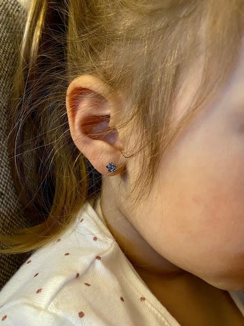 Quando fare i buchi alle orecchie ai bambini