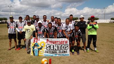 Santos FC realiza o XXXI torneio