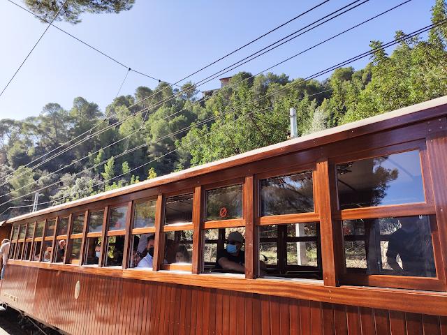 Tren de Sóller - Mallorca