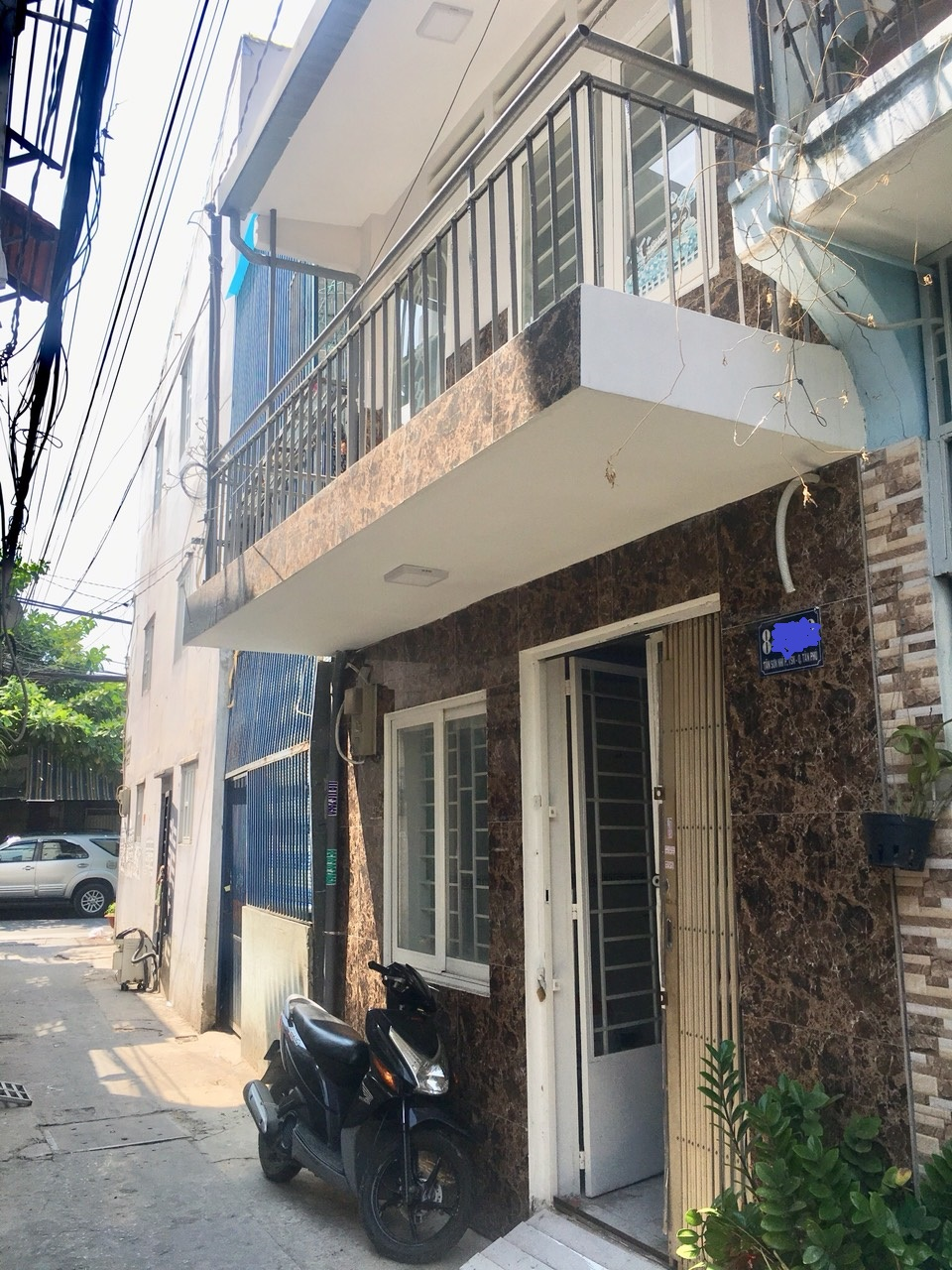 Bán nhà hẻm 84 Tân Sơn Nhì quận Tân Phú dưới 3 tỷ, 1 lầu 2 PN