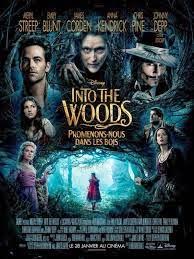 [Hora de Filmes!] Os Caminhos da Floresta