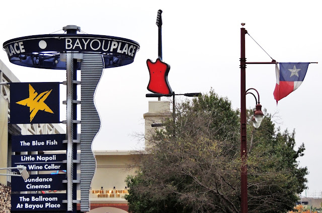 BAYOU PLACE in Houston's Theater District