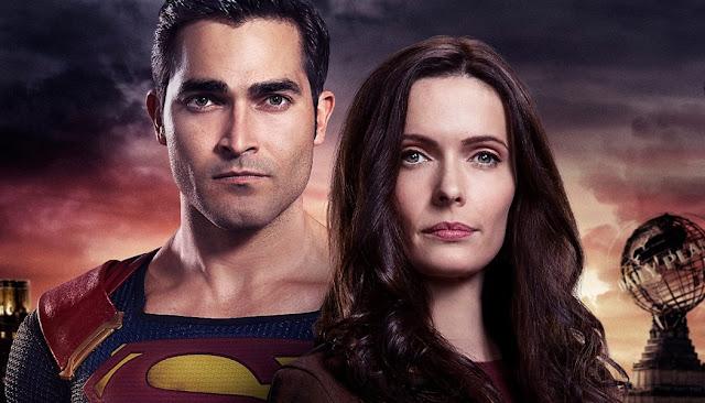 Detalhes série Superman e Lois