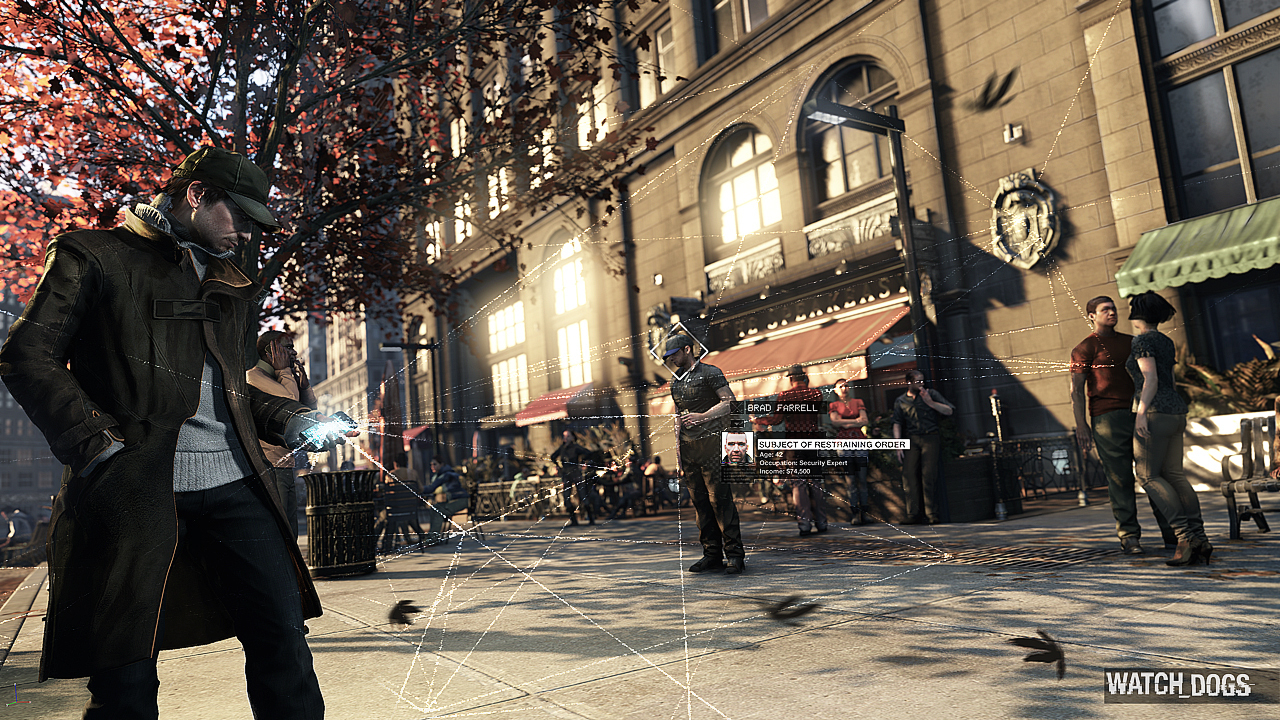 Watch Dogs Gameplay Video And Pictures For Pc Xbox 360 And Ps3