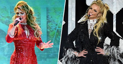 When Two ItsNotYouItsMe Media Inspirations Collide: Shania Twain Spills Endearing Deets On How Britney Spears Inspired Her: 'I Sing Along to Her Records'!