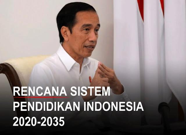Roadmap 4 Target Rencana Sistem Pendidikan Indonesia