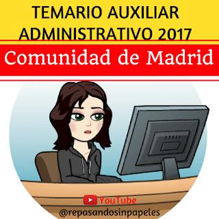 oposiciones-auxiliar-administrativo-comunidad-de-madrid