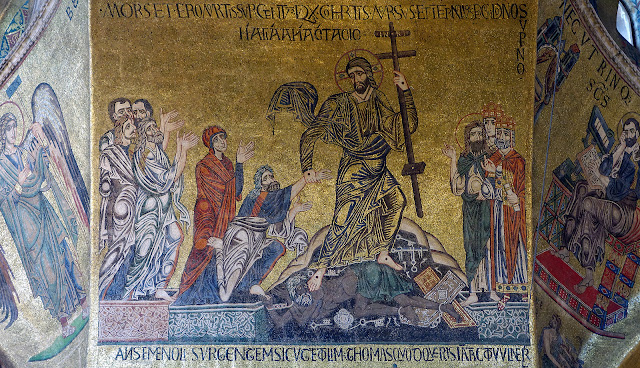 St Mark's mosaic restoration completed