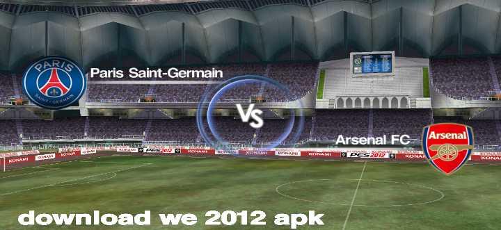 تحميل لعبة we 2012 للاندرويد برابط مباشر ميديا فاير - download we 2012 apk