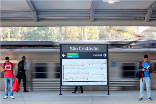Inaugurada a Linha 4 do Metrô, que liga a Barra da Tijuca, na Zona Oeste, a Ipanema, na Zona Sul do Rio. A nova linha vai unir o Rio de Janeiro, integrar regiões e levar qualidade de vida a milhares de cidadãos