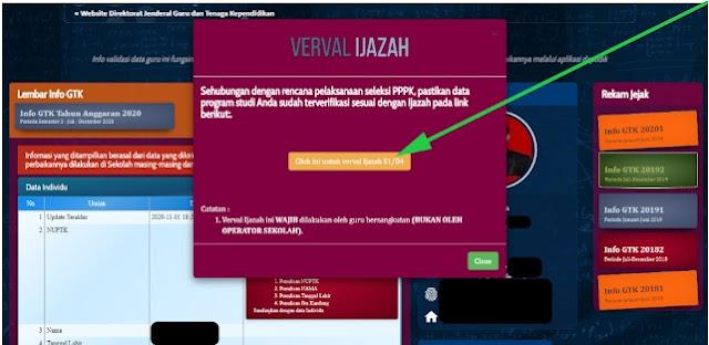 Trik Cara Agar berhasil Memilih Perguruan Tinggi Pada Verval Info GTK Pada kesempatan kali ini